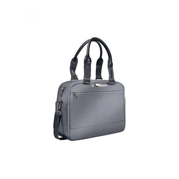 torby na komputery 5 alibiuro.pl Torba Leitz Complete Shopper na laptopa 13.3 srebrny 25