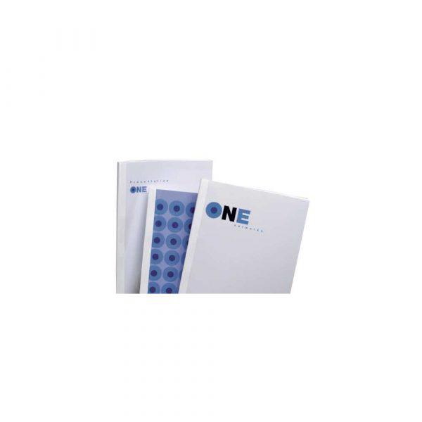 urządzenia biurowe 5 alibiuro.pl Okładki do bindowania termicznego GBC Standard biały 89