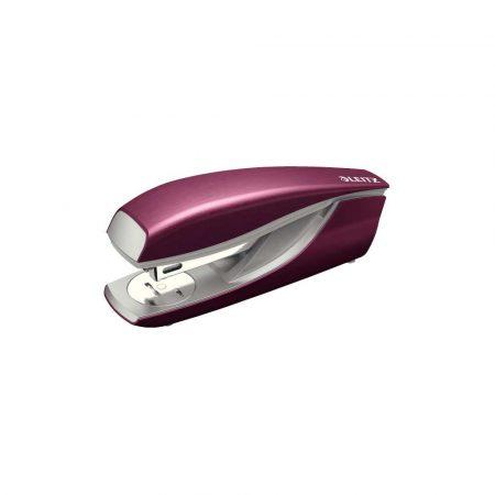 zszywacz biurowy 5 alibiuro.pl Zszywacz średni metalowy Leitz NeXXt Style rubinowa czerwień 61