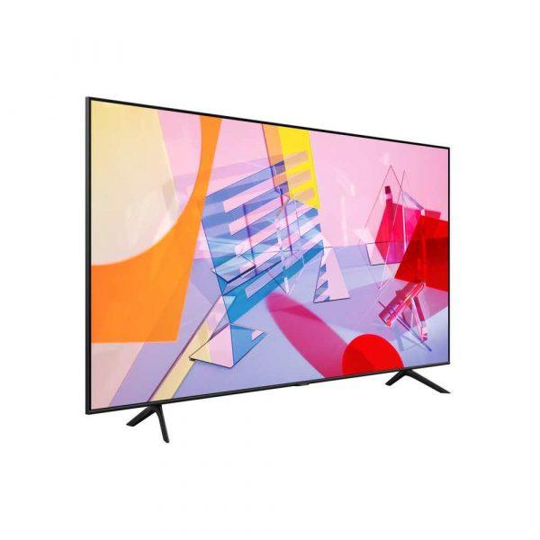 RTV 7 alibiuro.pl TV 85 Inch QLED Samsung QE85Q60T 4K HDR10 3100 PQI 24