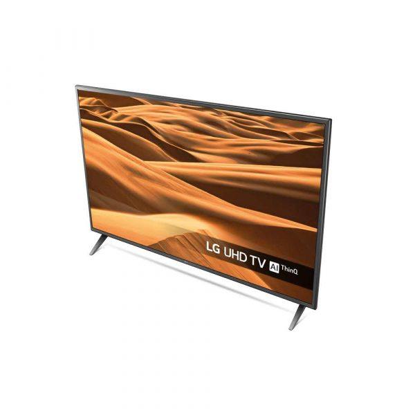RTV 7 alibiuro.pl Telewizor 60 Inch 4K LG 60UM7100 4K 3840x2160 SmartTV DVB C DVB S2 DVB T2 70