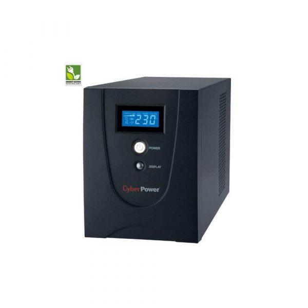 UPS y 7 alibiuro.pl Zasilacz CyberPower Value2200EILCD TWR 2200VA 18