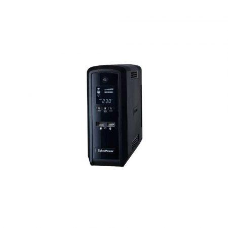 UPSy 7 alibiuro.pl Zasilacz UPS CyberPower CP1500EPFCLCD TWR 1500VA 87