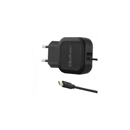 ładowarki do tabletu 7 alibiuro.pl adowarka sieciowa Qoltec 50189 3400 mA 17W Micro USB USB 42