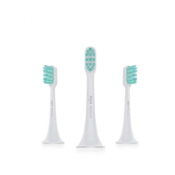 akcesoria agd 7 alibiuro.pl Zestaw kocwek do szczoteczki elektrycznej Xiaomi MI Electric Toothbrush 3szt. 12