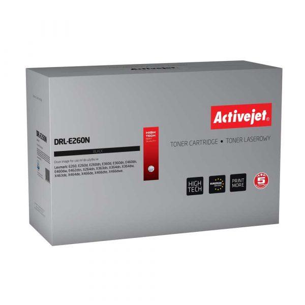 akcesoria biurowe 7 alibiuro.pl Bben Activejet DRL E260N zamiennik Lexmark E260X22G Supreme 30 000 stron czarny 40