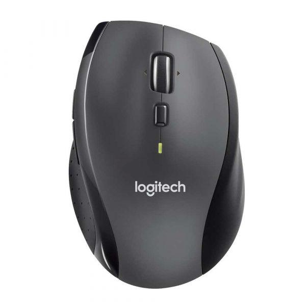 akcesoria biurowe 7 alibiuro.pl Mysz Logitech M705 910 001949 laserowa 1000 DPI kolor grafitowy 51