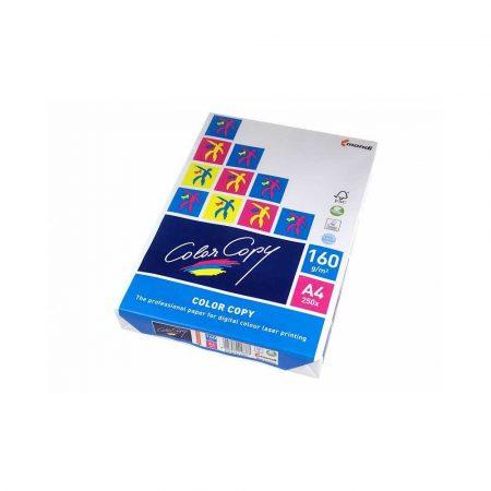 akcesoria biurowe 7 alibiuro.pl Papier Xero Igepa Laser Color Copy 8687A16 A4 160g m2 250 szt. Satynowy 90