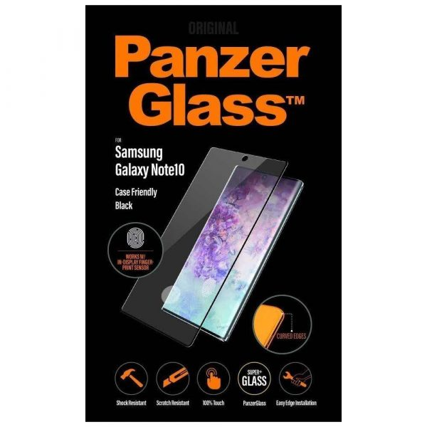 akcesoria biurowe 7 alibiuro.pl Szko ochronne hartowane PanzerGlass 7201 Samsung Galaxy Note 10 9
