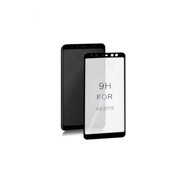 akcesoria biurowe 7 alibiuro.pl Szko ochronne hartowane Qoltec 51613 do Samsung Galaxy A8 2018 93