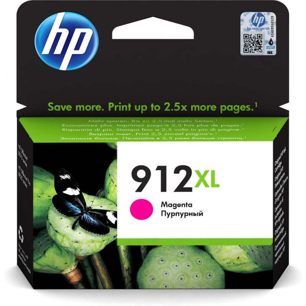 akcesoria biurowe 7 alibiuro.pl Tusz HP czerwony HP 912XL HP912XL 3YL82AE 825 str. 98