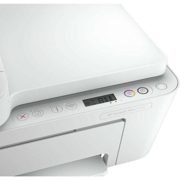 akcesoria biurowe 7 alibiuro.pl Urzdzenie wielofunkcyjne HP DeskJet Plus 4120 All in One Printer 80