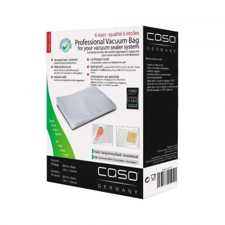 akcesoria do pakowania próżniowego 7 alibiuro.pl CASO WORKI 20X30CM 50SZT. 43