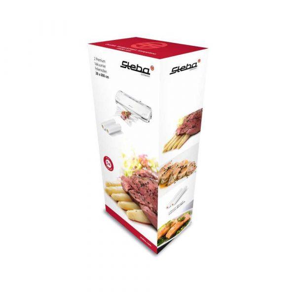 akcesoria do pakowania próżniowego 7 alibiuro.pl Worek prniowe do zgrzewarek Steba 933600 2 szt. 55