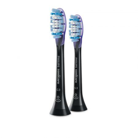akcesoria do szczoteczek do zębów 7 alibiuro.pl Kocwka do szczoteczki elektrycznej Philips G3 Premium Gum HX9052 33 2 kocwki 79
