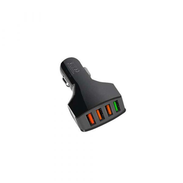 akcesoria samochodowe 7 alibiuro.pl adowarka samochodowa do smartfona CELLERS 025692 7200 mA Gniazdo typ A USB 16