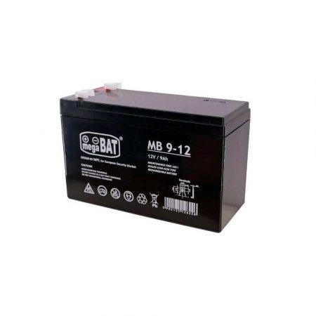 akumulatory 7 alibiuro.pl Akumulator bezobsugowy MPL POWER ELEKTRO MB 9 12 64