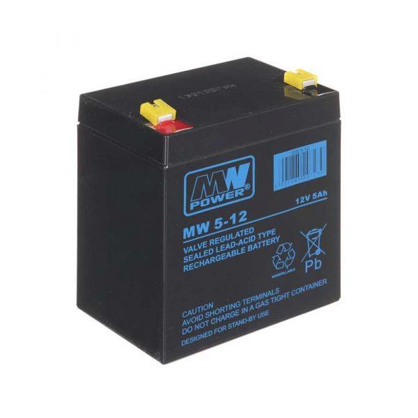 akumulatory 7 alibiuro.pl Akumulator do kamer przemysowych MPL POWER ELEKTRO MW 5 12 52
