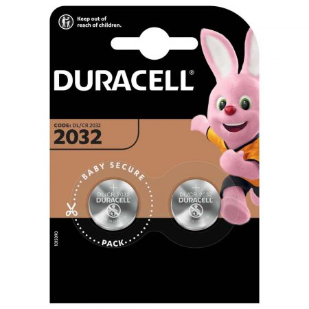 akumulatory 7 alibiuro.pl Zestaw baterii litowe Duracell DL 2032 x 2 53