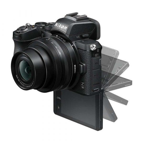 aparaty fotograficzne 7 alibiuro.pl Aparat bezlusterkowy Nikon Z50 VOA050K004 APS C 93