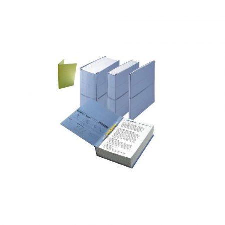 artykuły biurowe 1 alibiuro.pl Skoroszyt ZEROMAX 2051 PLUS zielony 205113 65
