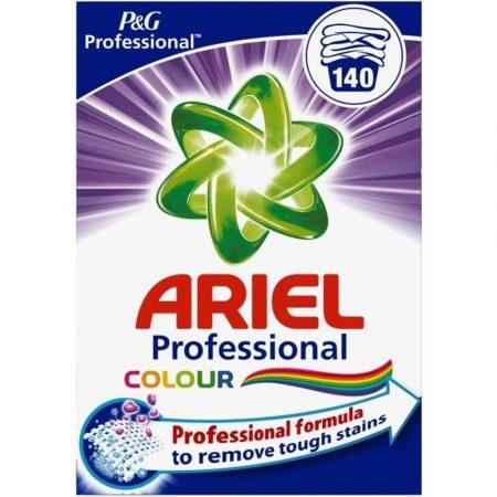 artykuły biurowe 7 alibiuro.pl ARIEL 9 1kg Professional NF Color Proszek do prania 140 pra 92