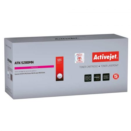 artykuły biurowe 7 alibiuro.pl Activejet toner do Kyocera TK 5280M new ATK 5280MN 83