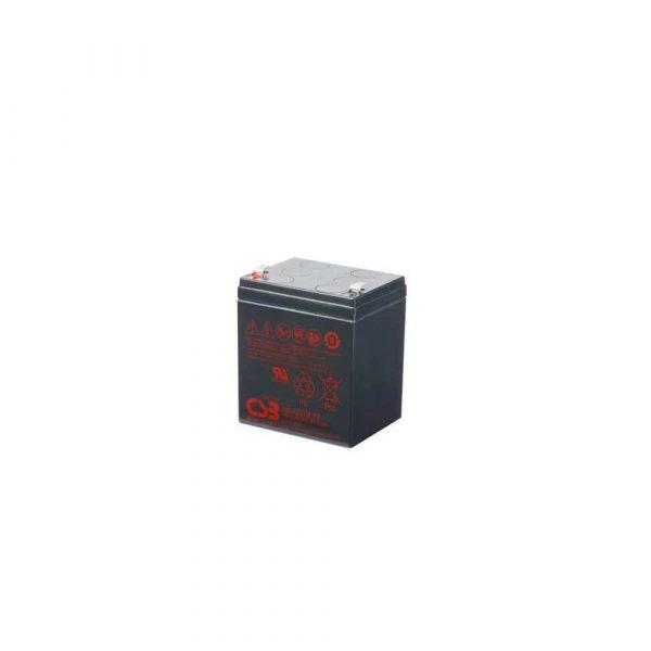 artykuły biurowe 7 alibiuro.pl Akumulator bezobsugowy Hitachi CSB HR 1221 12V DC 5100mAh 77