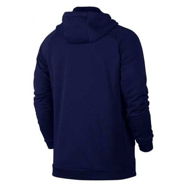 artykuły biurowe 7 alibiuro.pl Bluza mska Nike Dry Hoodie FZ Fleece granatowa 860 61