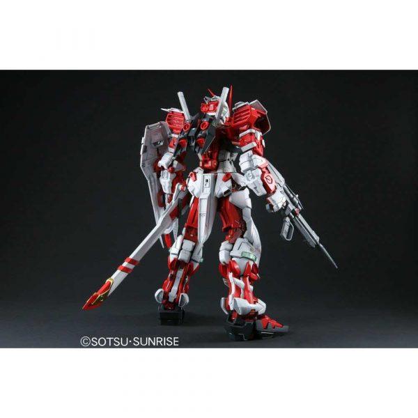 artykuły biurowe 7 alibiuro.pl Figurka kolekcjonerska BANDAI 1 60 PG Gundam Astray Red Frame 84
