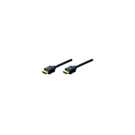 artykuły biurowe 7 alibiuro.pl Kabel Assmann AK 330107 030 S HDMI M HDMI M 3m kolor czarny 82