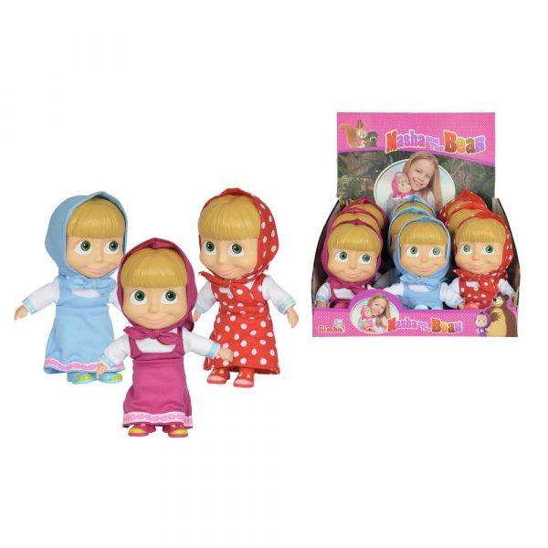 artykuły biurowe 7 alibiuro.pl Lalka Masza i Niedwied Simba Barbie interaktywny ko lalka Od 4 lat 80