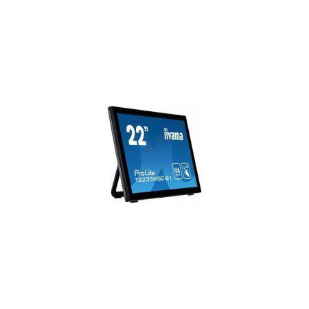 artykuły biurowe 7 alibiuro.pl Monitor IIYAMA ProLite T2235MSC B1 21 5 Inch VA FullHD 1920x1080 DisplayPort VGA kolor czarny 27