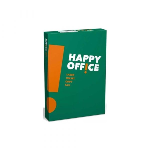 artykuły biurowe 7 alibiuro.pl Papier Xero Igepa HAPPY OFFICE 80752A80 A4 80g m2 500 szt. Matowy 47