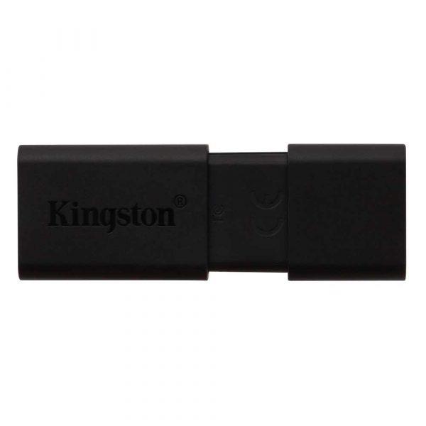 artykuły biurowe 7 alibiuro.pl Pendrive Kingston DT100G3 128GB 128GB USB 3.0 kolor czarny 96