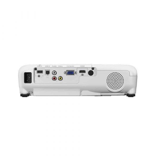 artykuły biurowe 7 alibiuro.pl Projektor Epson EB S05 V11H838040 3LCD SVGA 800x600 3200 ANSI 15000 1 22