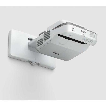artykuły biurowe 7 alibiuro.pl Projektor ultra krtkoogniskowy Epson EB 685W V11H744040 3LCD WXGA 1280x800 3500 ANSI 14000 1 94