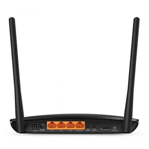 artykuły biurowe 7 alibiuro.pl Router TP LINK Archer MR200 3G 4G LTE SIM 2 4 GHz 5 GHz 64