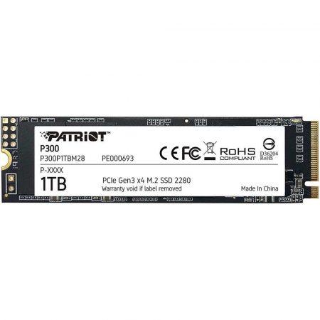 artykuły biurowe 7 alibiuro.pl SSD Patriot Viper P300 M.2 PCI Ex4 NVMe 1TB 83