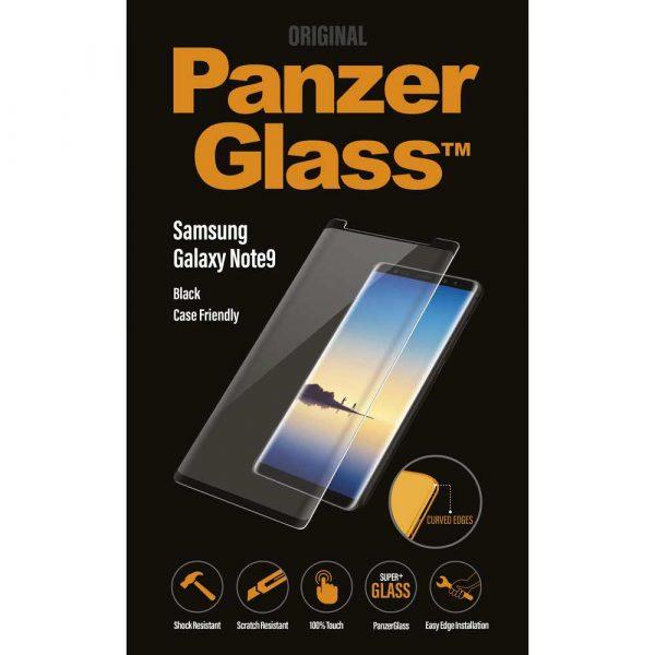 artykuły biurowe 7 alibiuro.pl Szko ochronne hartowane PanzerGlass 7162 do Samsung Galaxy Note 9 4