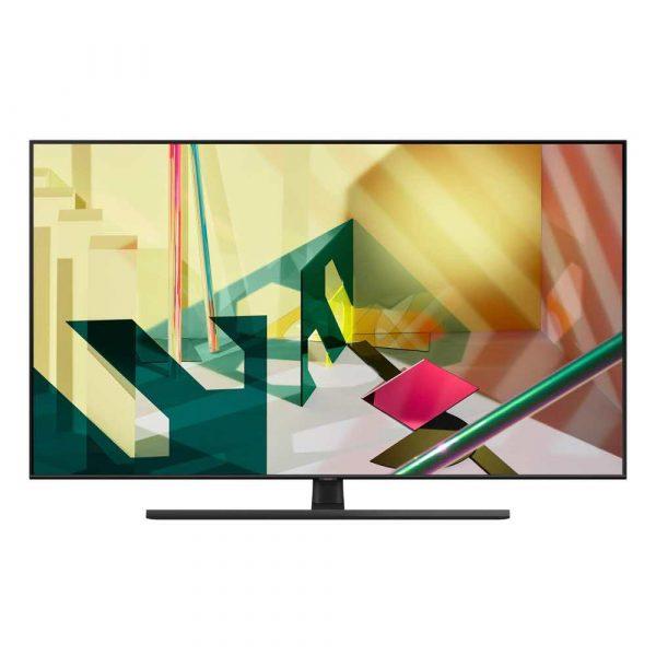 artykuły biurowe 7 alibiuro.pl TV 55 Inch QLED Samsung QE55Q70T 4K HDR 3300PQI 90