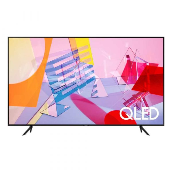 artykuły biurowe 7 alibiuro.pl TV 85 Inch QLED Samsung QE85Q60T 4K HDR10 3100 PQI 50