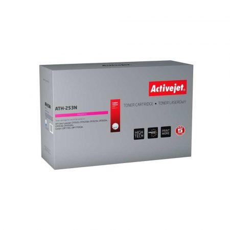 artykuły biurowe 7 alibiuro.pl Toner Activejet ATH 253N zamiennik HP 504A CE253A Canon CRG 723M Supreme 7000 stron czerwony 54
