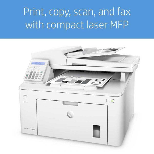 artykuły biurowe 7 alibiuro.pl Urzdzenie wielofunkcyjne HP Laserjet Pro M227FDN MFP G3Q79A laserowe A4 Skaner paski 60
