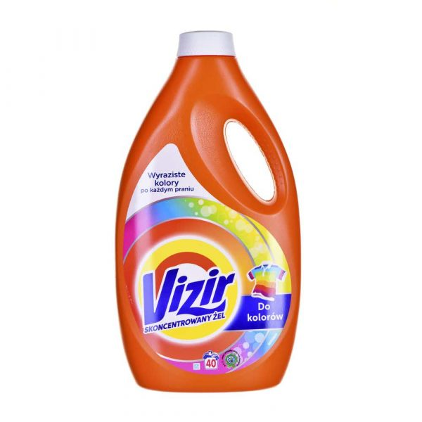 artykuły biurowe 7 alibiuro.pl VIZIR Pyn do prania Kolor 2 2L 95