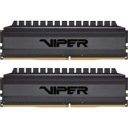 artykuły biurowe 7 alibiuro.pl Zestaw pamici Patriot Memory Viper 4 Blackout AMD PVB416G400C9K DDR4 2 x 8 GB 4000 MHz CL19 10