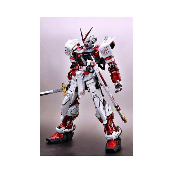 artykuły dla biura 7 alibiuro.pl Figurka kolekcjonerska BANDAI 1 60 PG Gundam Astray Red Frame 66