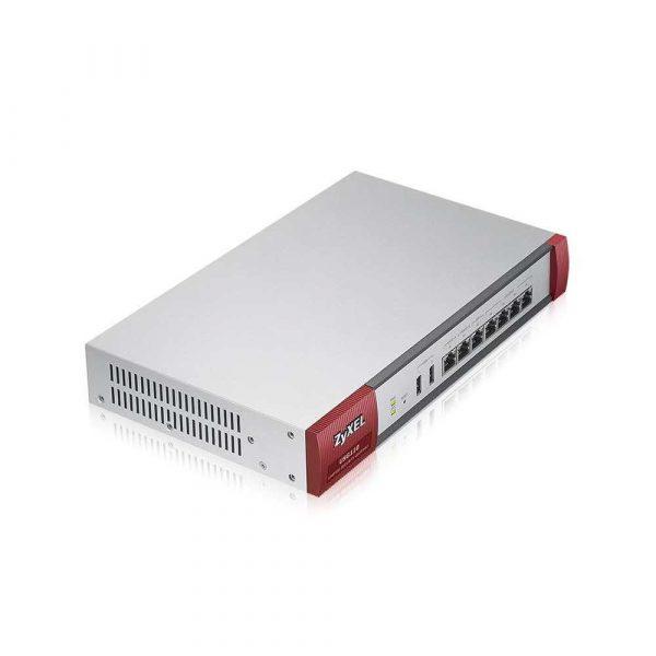 artykuły dla biura 7 alibiuro.pl Firewall ZyXEL USG110 EU0102F 4x 10 100 1000Mbps 14
