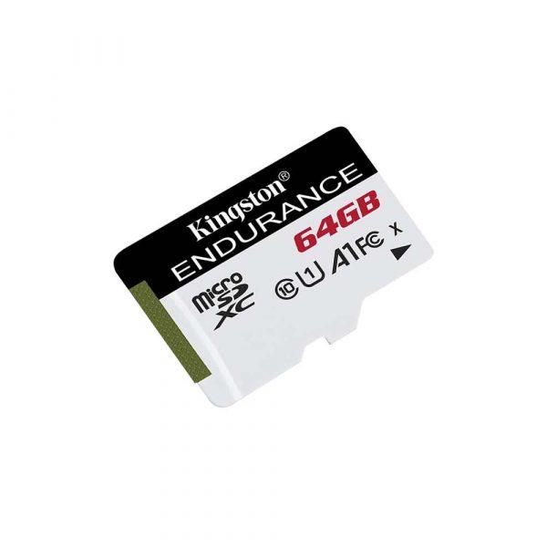 artykuły dla biura 7 alibiuro.pl Karta pamici Kingston Endurance SDCE 64GB 64GB Class 10 Karta pamici 94
