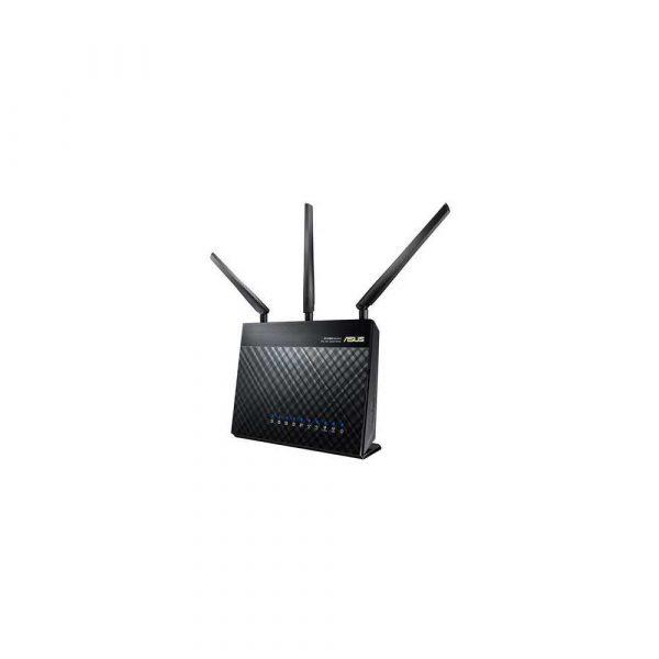 artykuły dla biura 7 alibiuro.pl Router ASUS RT AC68U 2 4 GHz 5 GHz 90